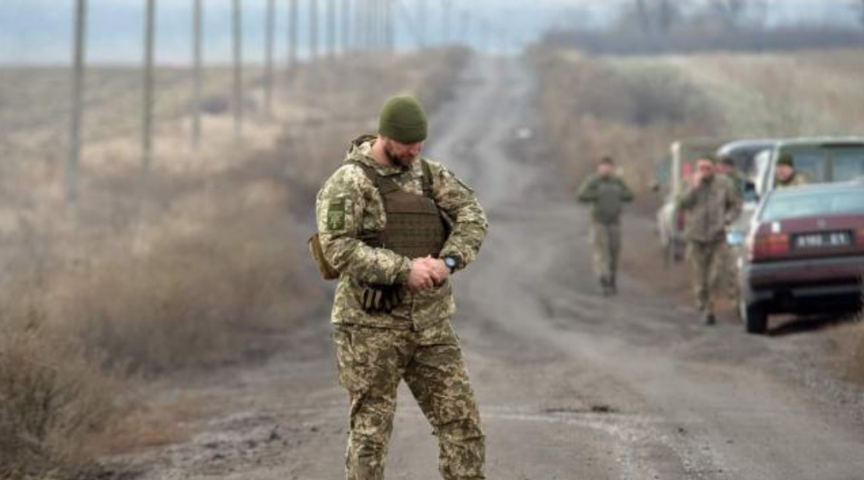 Украина, Донбасс, Мина, ВСУ, Подорвался, Полковник,