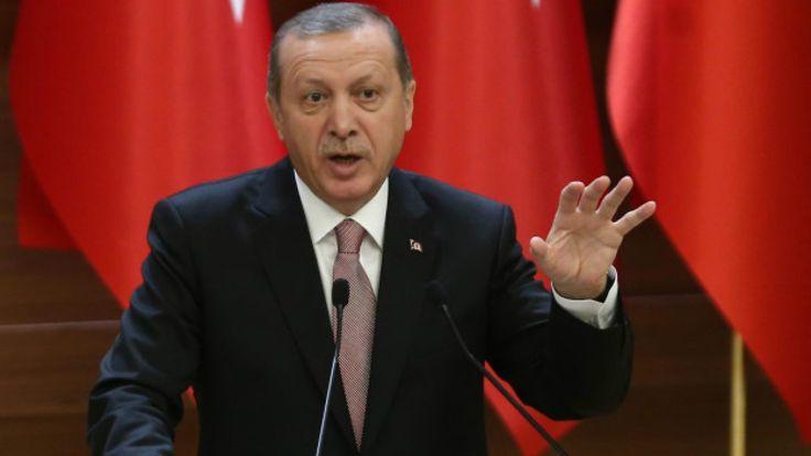 Организатора теракта в Брюсселе депортировали из Турции еще летом — Эрдоган