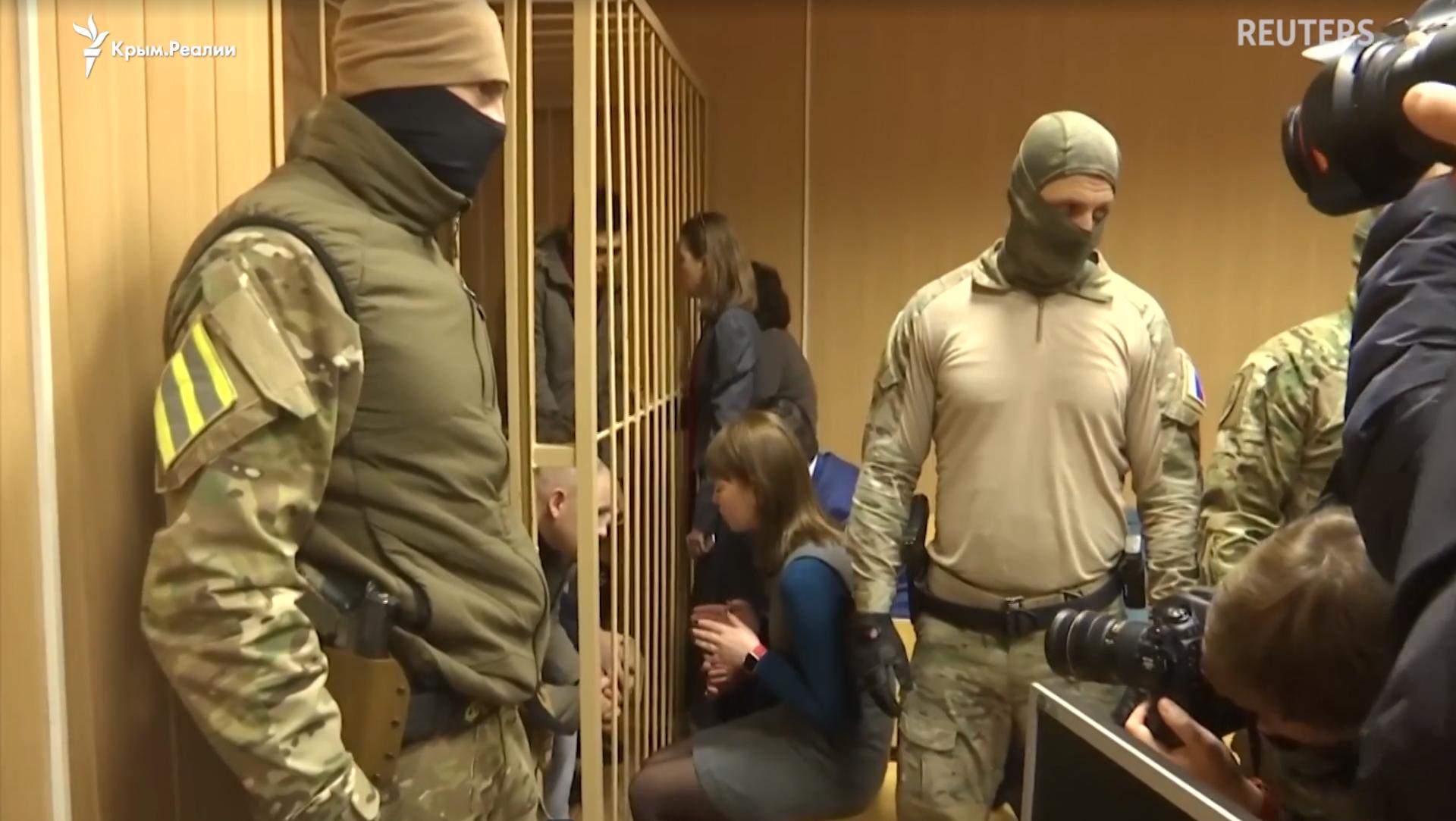 Адвокат сообщил важные новости о пленных моряках ВМС Украины в Москве: все решится уже через пару дней