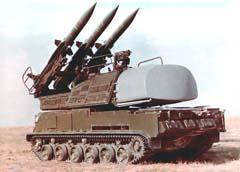 """Минобороны РФ: никакого вооружения, включая """"Буки"""", мы ополченцам не передавали"""
