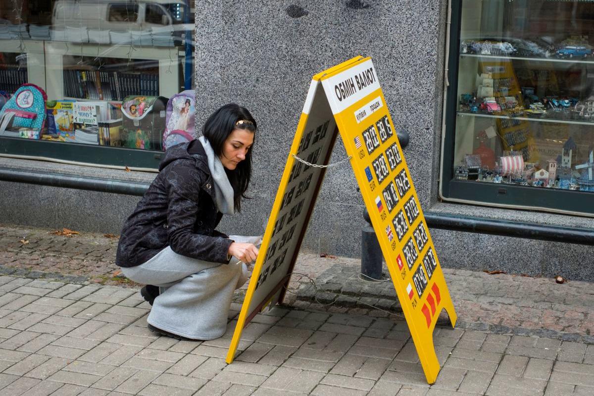 украина, курс, гривна, доллар, евро, нбу, нацбанк