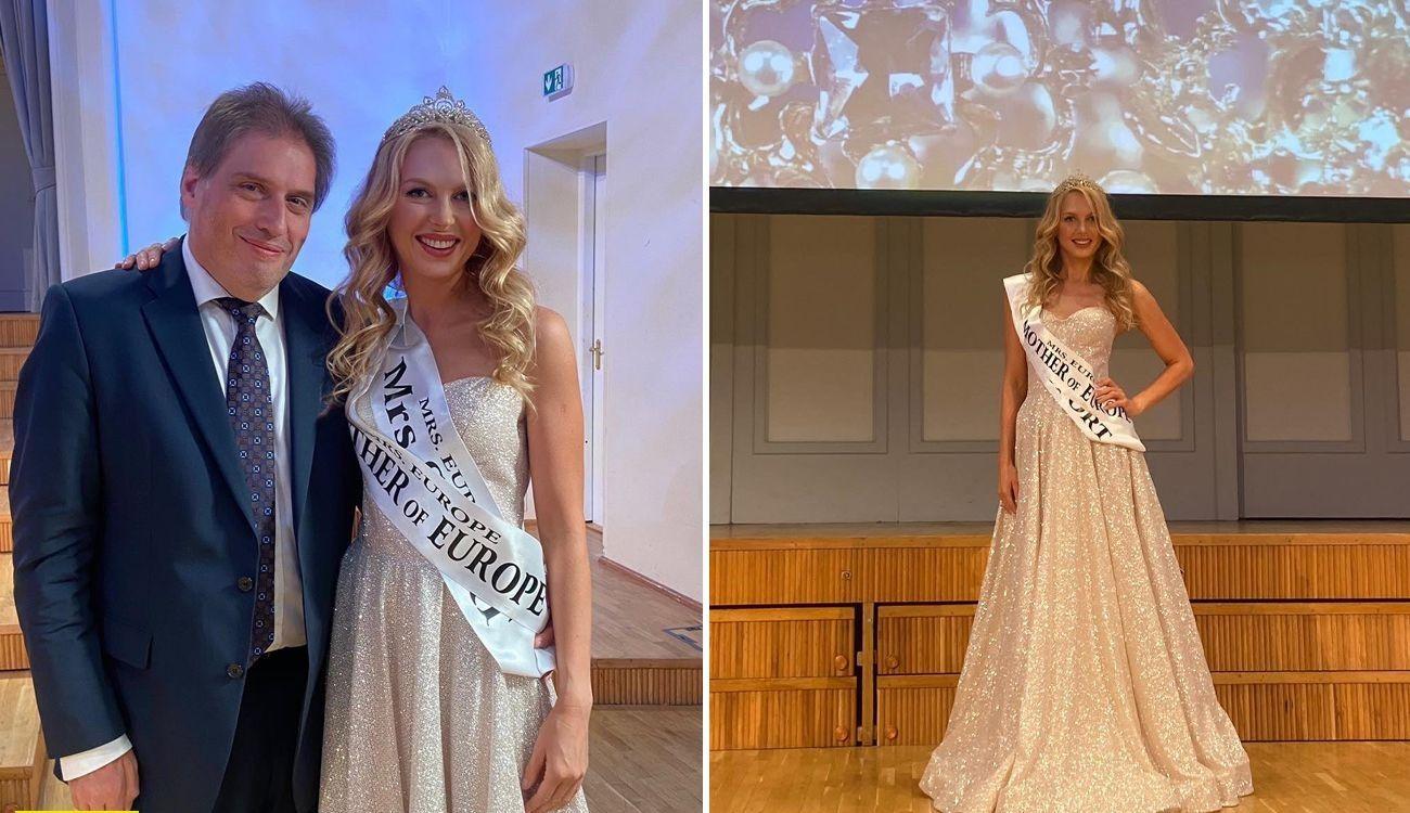 Воспитывает четырех детей и занимается спортом: красивейшей мамой в  Европе стала украинка