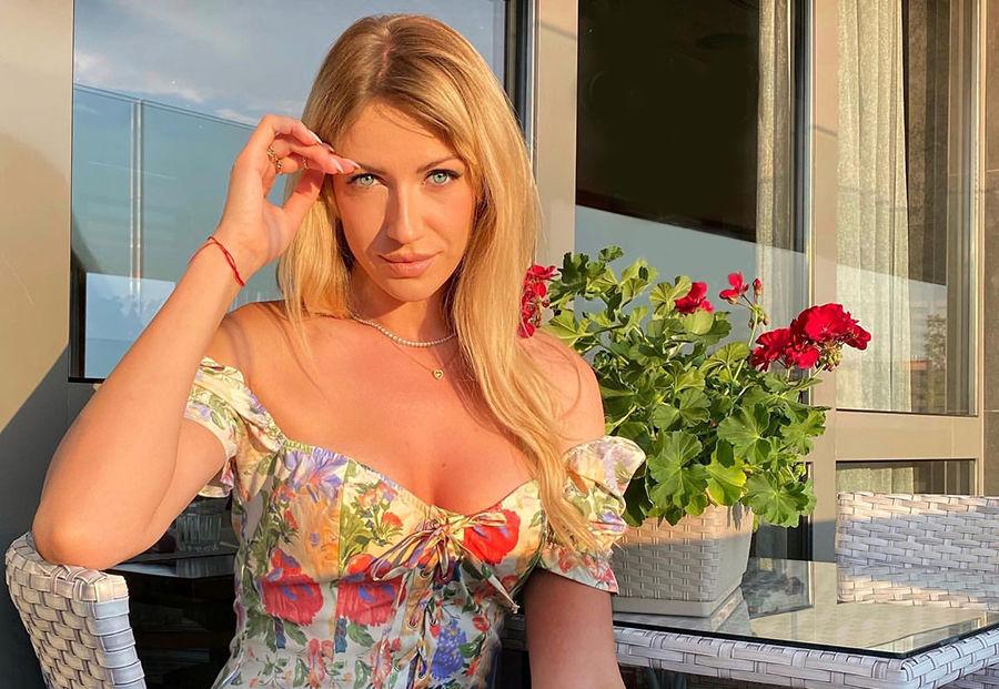 """Леся Никитюк показала фото еще до популярности: """"Украинская Бритни Спирс"""""""