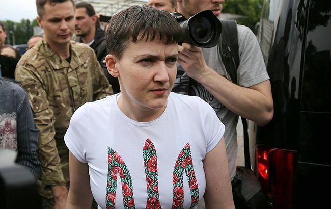 """Савченко: главари """"ЛДНР"""" Захарченко и Плотницкий – украинцы, а не путинские марионетки. Я хочу пробудить в них патриотизм"""