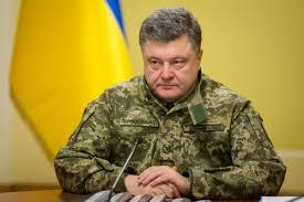 Порошенко: Минский процесс тормозит бесконечный российский маскарад