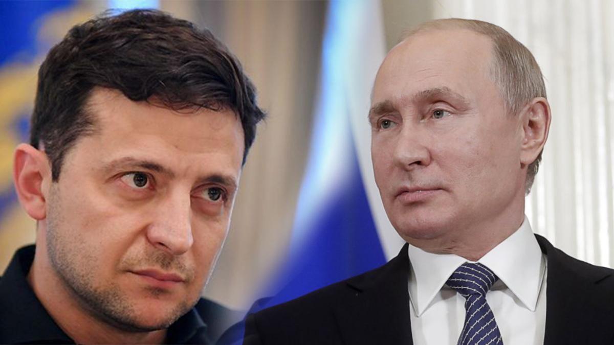 """Путин ответил Зеленскому на троллинг его статьи о """"едином народе"""""""
