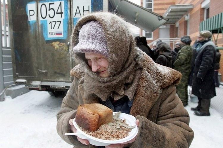 В России стремительно растет нищета: количество бедняков побило девятилетний рекорд