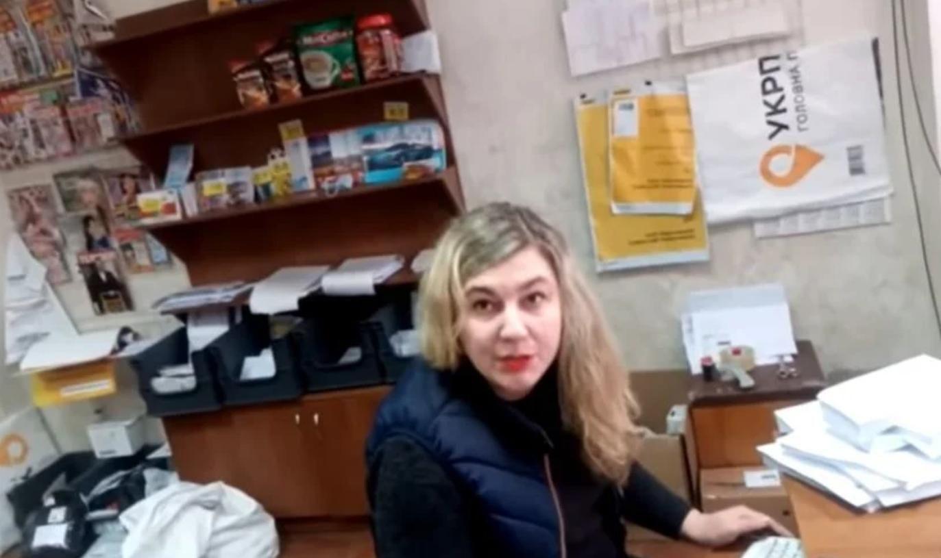 Отказ общаться на украинском языке: Укрпочта огласила решение о судьбе сотрудницы в Кривом Роге