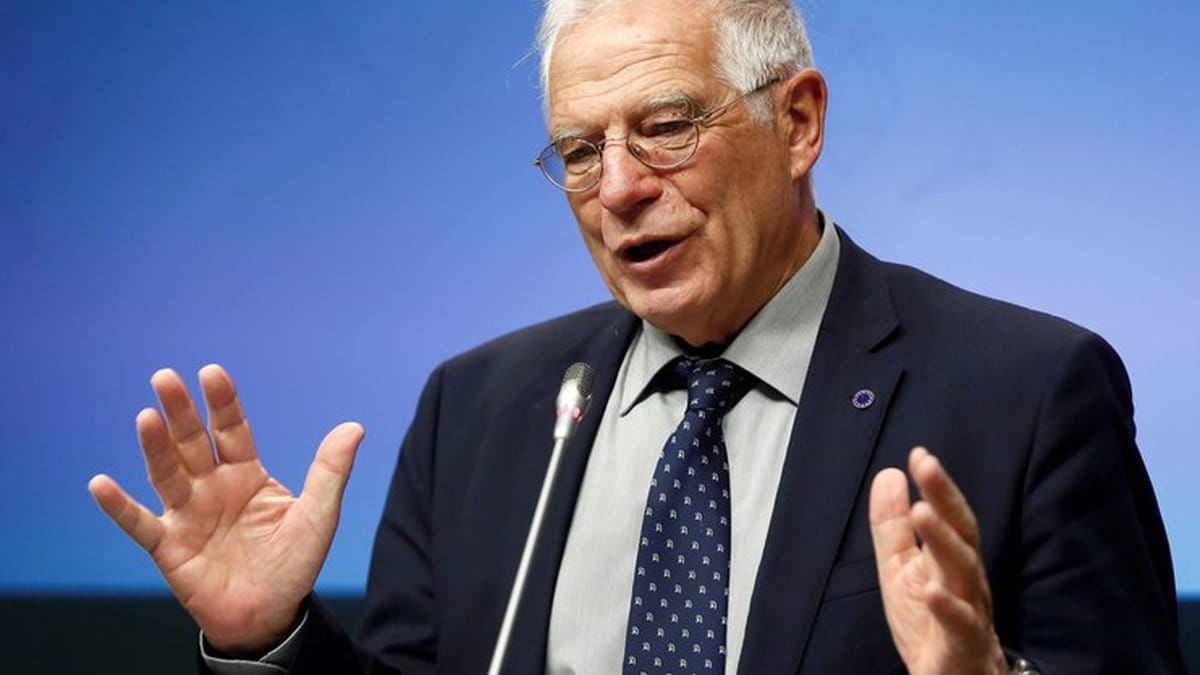 Глава дипломатии ЕС Боррель указал на близость Украины с Евросоюзом и назвал условия для вступления