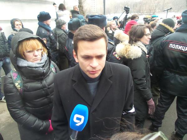 Яшин: сомневаюсь, что убийство Немцова будет раскрыто при Путине