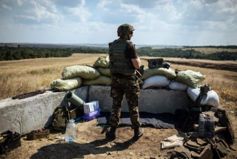 Враг не успокаивается: 28 раз за сутки российские оккупанты обстреливали ВСУ и мирных граждан Донбасса