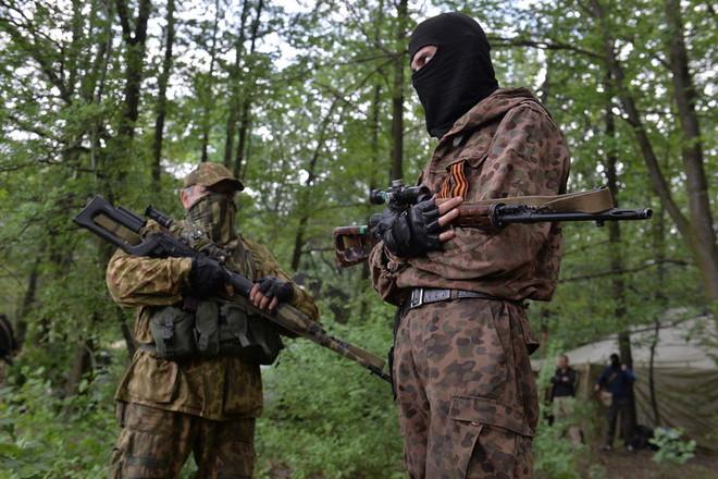 Тымчук: Силы АТО еще не разделили ЛНР и ДНР