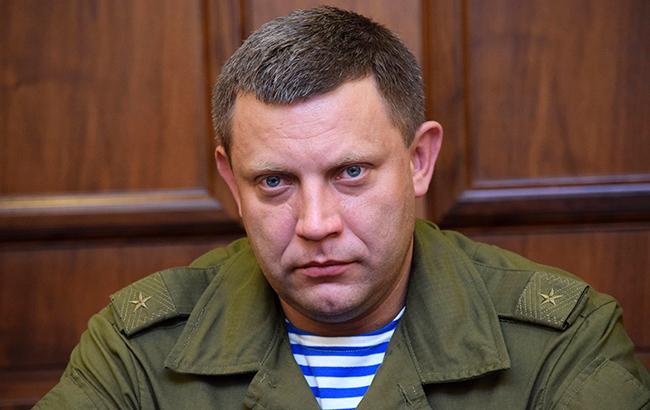 """Захарченко """"в трауре"""": главарь """"ДНР"""" отреагировал на ликвидацию террориста """"Мамая"""""""