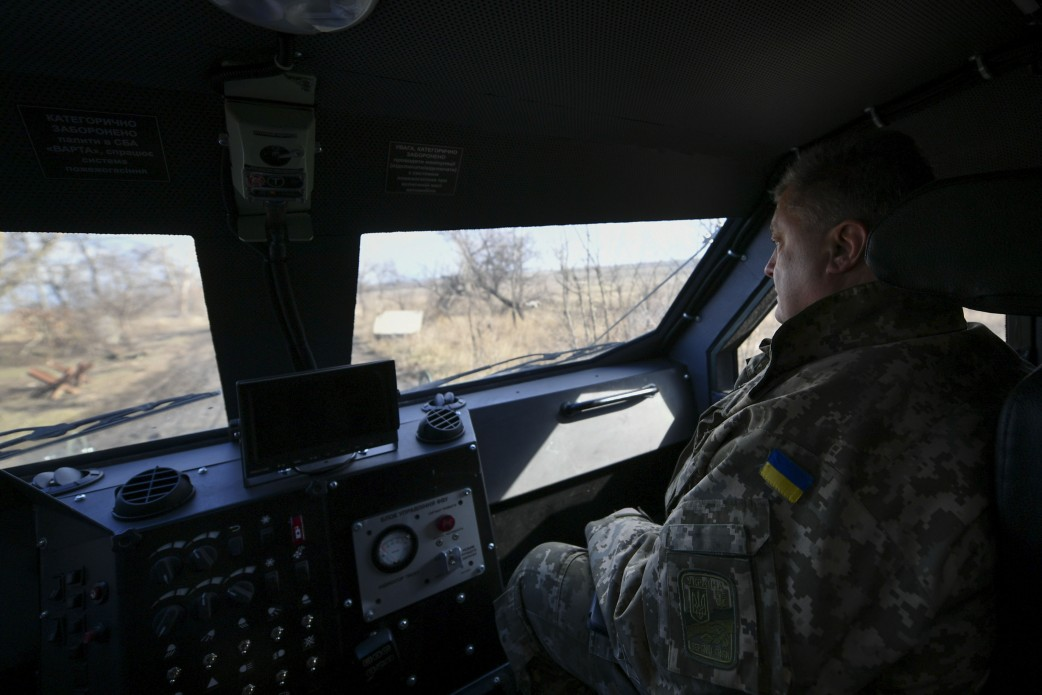 порошенко, украина, война, донбасс, оос, всу, петров, ато, ветеран