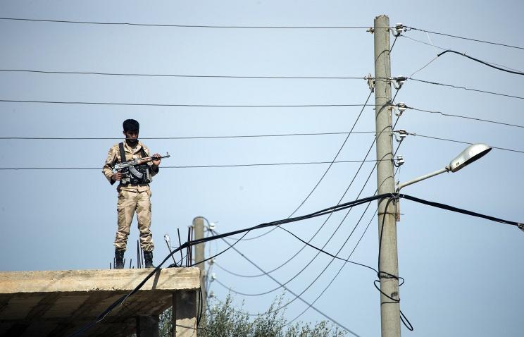 Сирия оказалась полностью обесточенной
