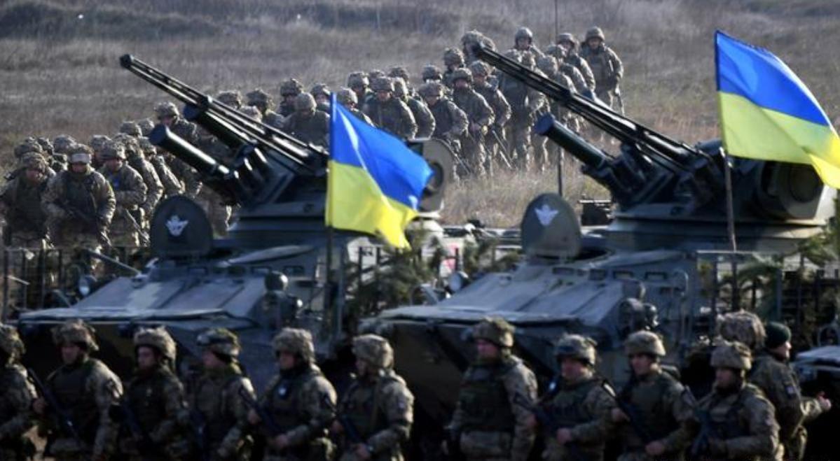 """""""Они все на переднем крае. Все"""", - Главнокомандующий ВСУ заявил о масштабной операции на Донбассе"""