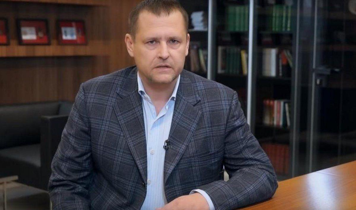 """Филатов о готовности стать президентом Украины: """"У меня получается моя работа"""""""
