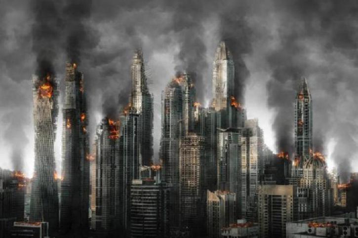 апокалипсис, трубные звуки, признаки, конец света, армагеддон, происшествия, катастрофа, польша, украина, румыния, молдова