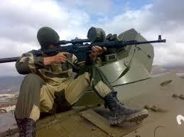 В Краматорске контрразведка СБУ поймала снайпера –подрывника