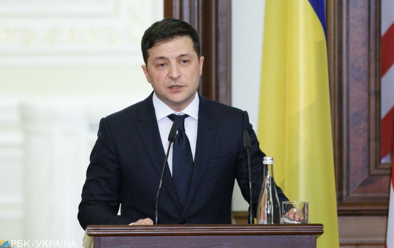 Пресс-конференция Зеленского: прямая трансляция из Мариинского дворца