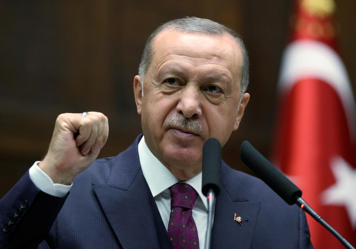 """""""Мы не сделаем ни шагу назад и заставим Асада уйти из провинции Идлиб"""", - президент Турции Эрдоган"""