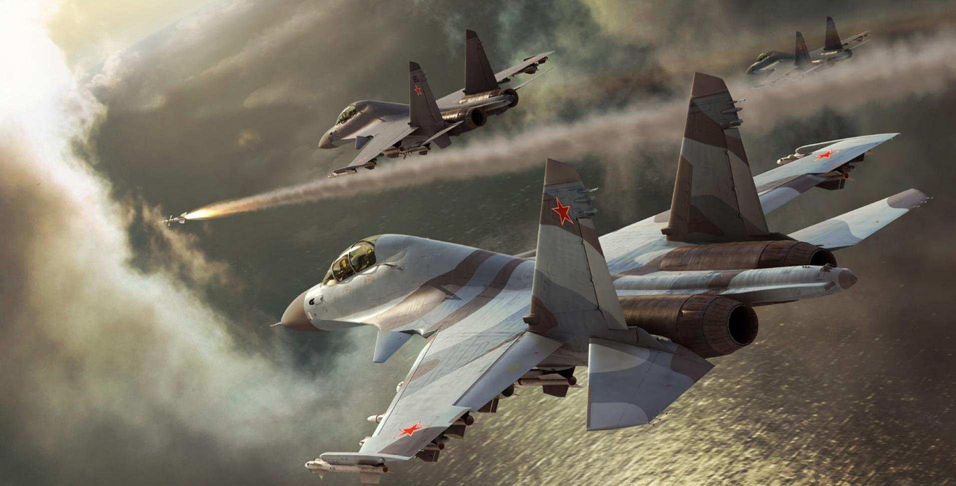 Сирия, ВКС, Россия, бомбардировка, Турция, США, ЗРК