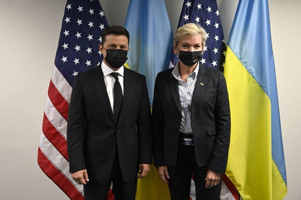 """Зеленский в США назвал российский газ """"самым грязным в мире"""""""