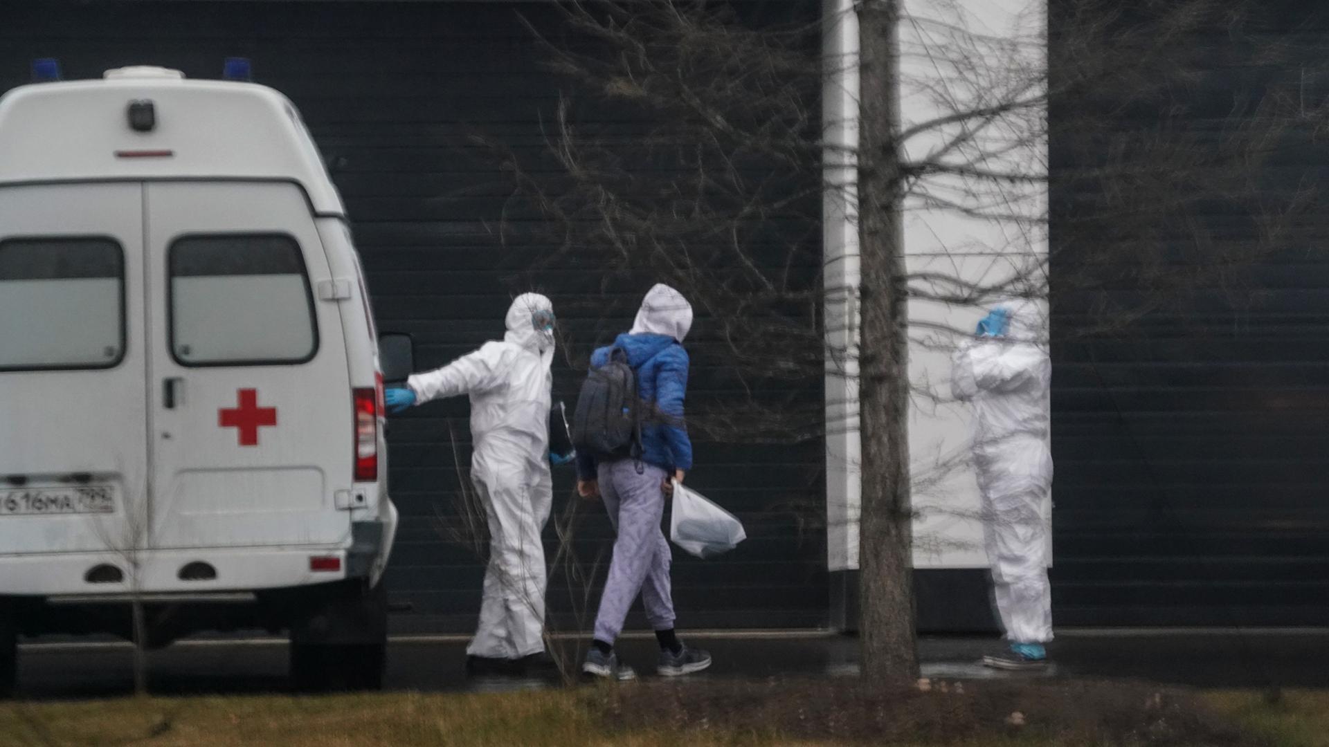 Украинца с симптомами коронавируса выгнали из России в ОРДЛО - разведка ООС