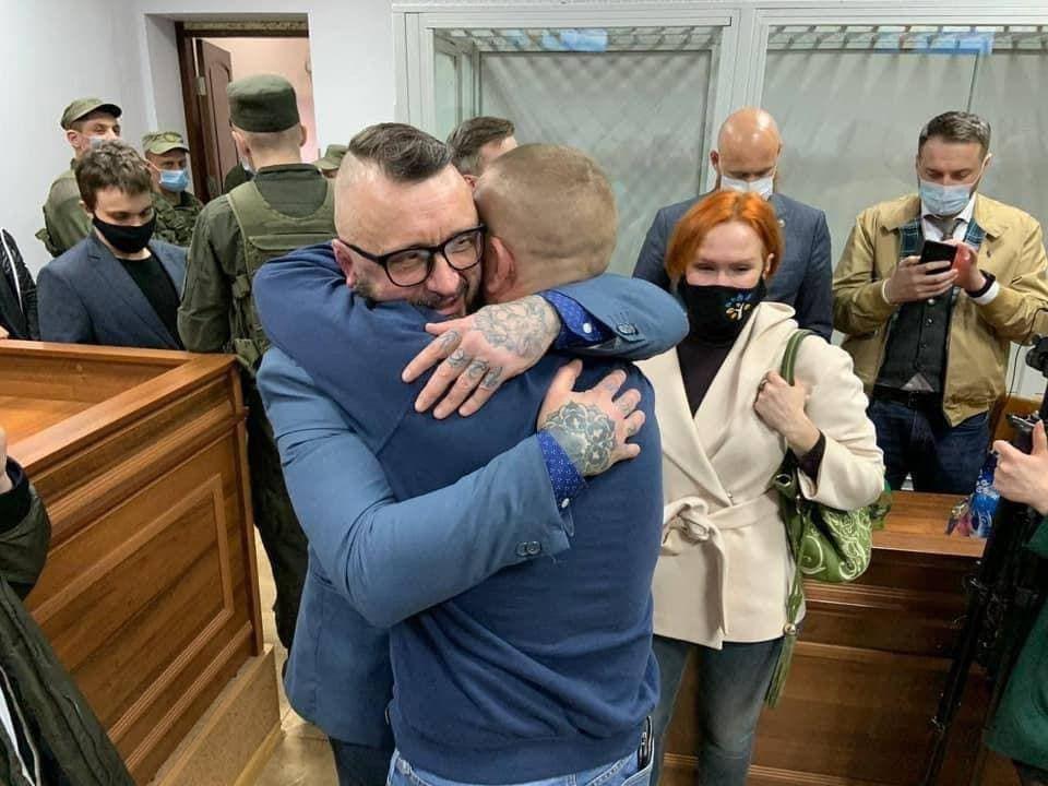 Суд отпуcтил Андрея Антоненко Riffmaster – первое заявление обвиняемого в убийстве Шеремета