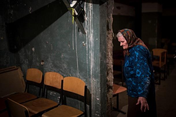 Как живет фронтовой Донецк