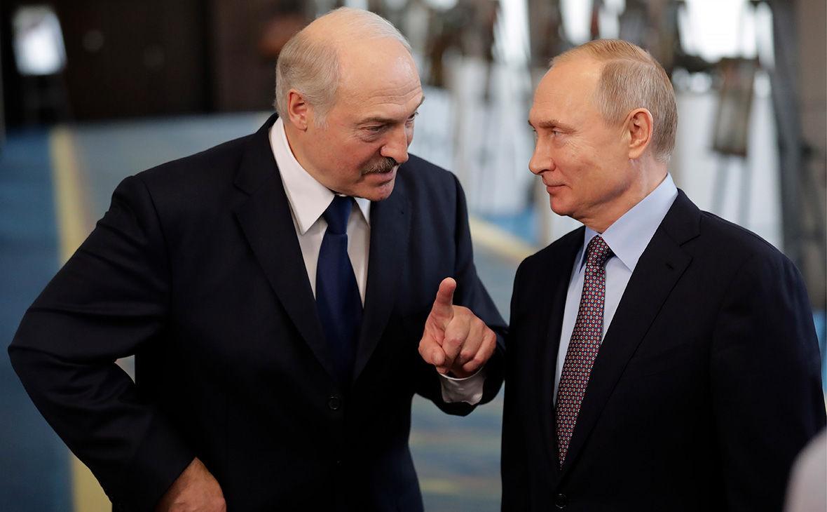 """""""Россия фактически поглощает Беларусь"""", – стали известны новые договоренности Путина и Лукашенко"""