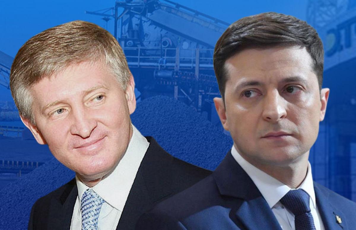 """""""Не требуем никаких преференций"""", – у Ахметова ответили Зеленскому из-за закона об олигархах"""