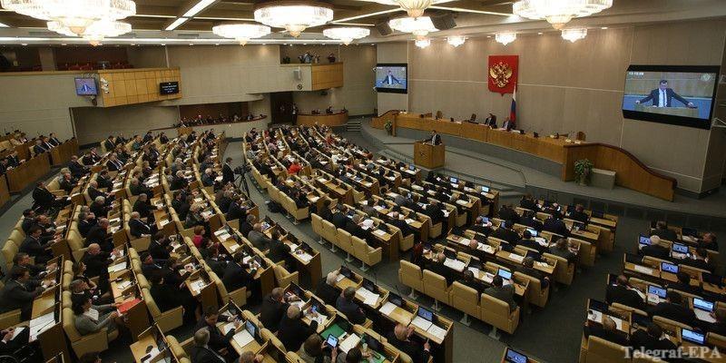 В РФ хотят ввести процедуру публичного отречения от гражданства для украинцев