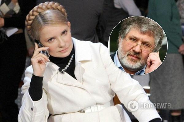 """""""Нельзя отдавать Украину случке Коломойский - Тимошенко: будет то, что случилось при Ющенко"""", - блогер"""