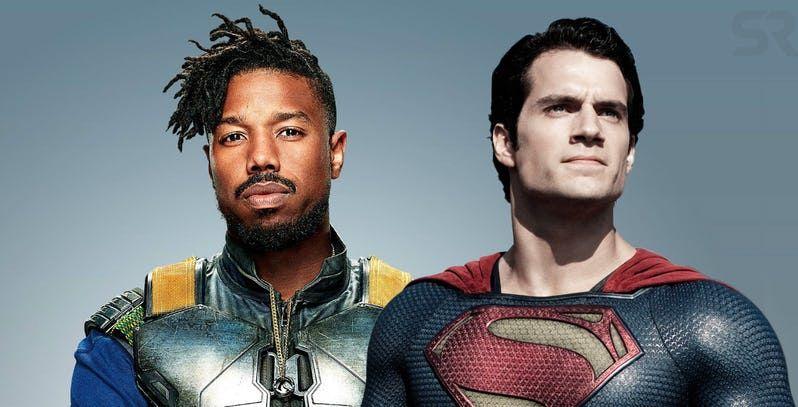Новый Супермен может стать темнокожим: актер Майкл Б. Джордан приглашен на главную роль