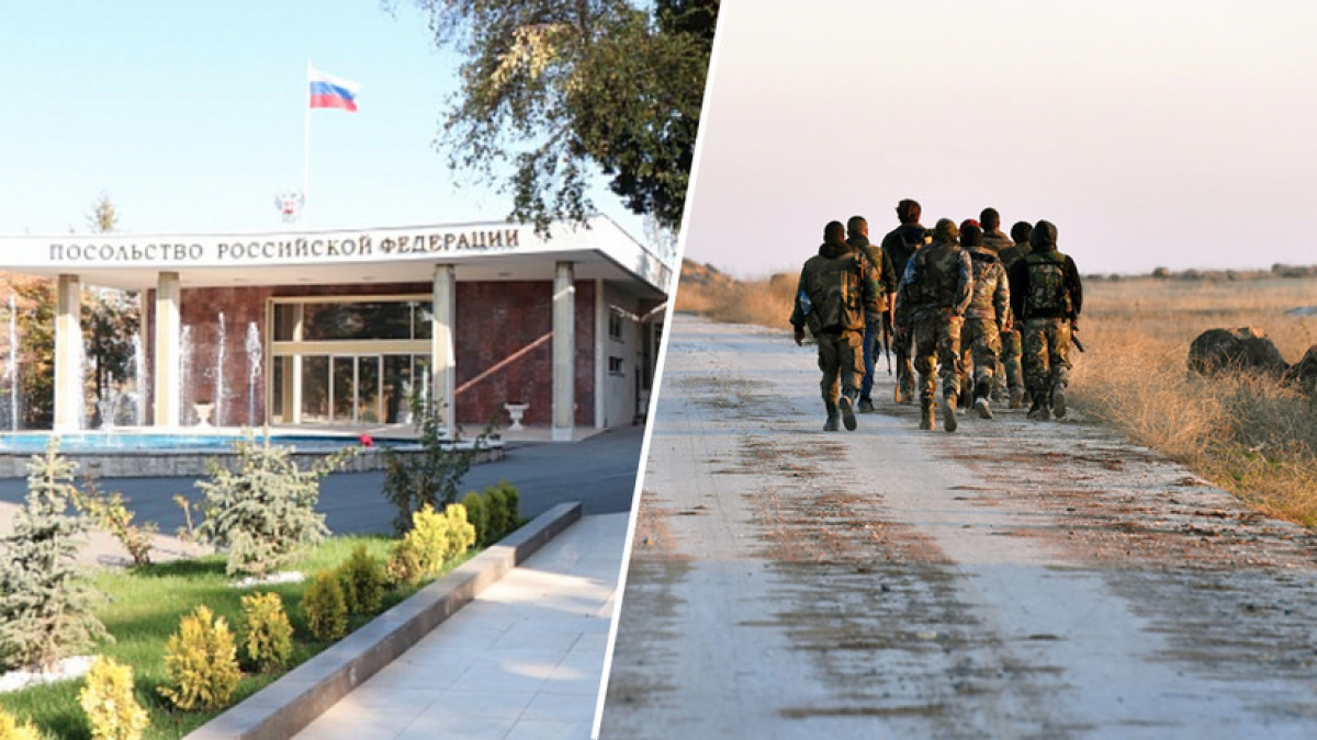 Турция, Анкара, Россия, посольство, Сирия, охрана, обострение