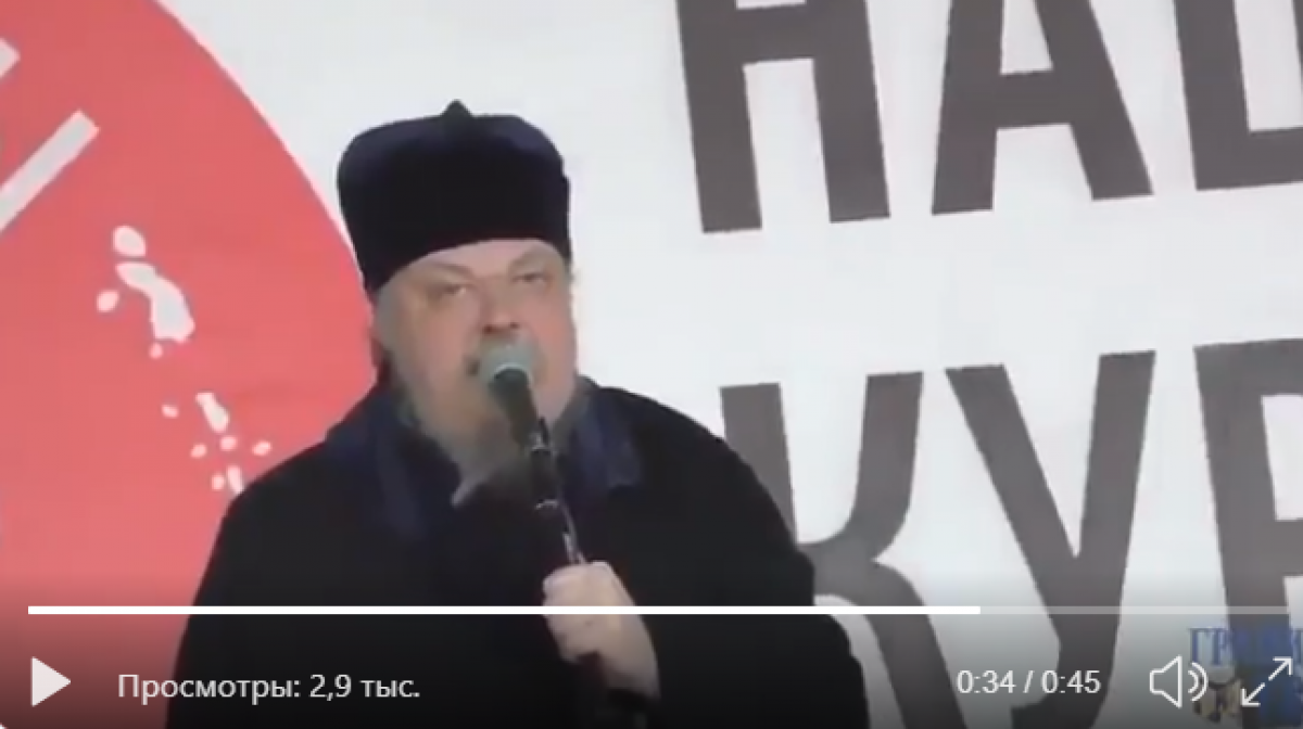 новости москвы, происшествия, новости россии, протоиерей, всеволод чаплин, скончался