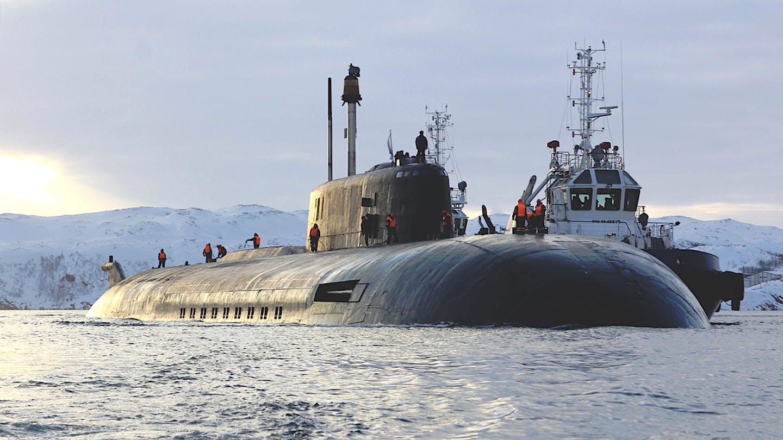 theDRIVE:Весь экипаж одной из российских атомных подводных лодок находится на карантине из-за COVID-19