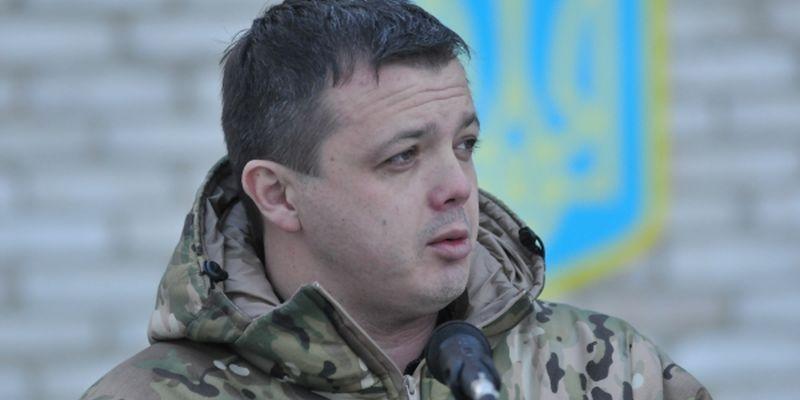 семен семенченко, батальон донбасс, новости украины, всу, армия украины