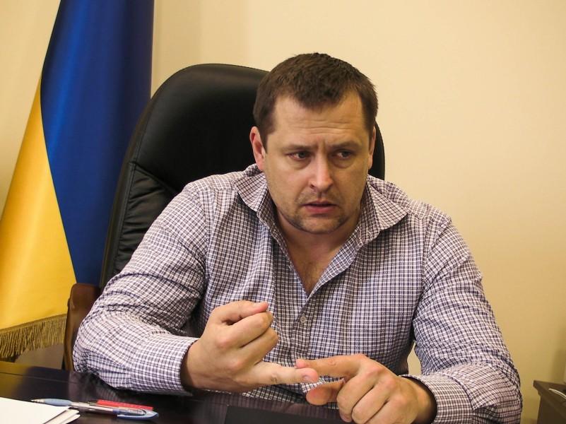 """Помощник Коломойского выразил благодарность главе ДНР и донецкой стороне """"за добрую волю"""""""