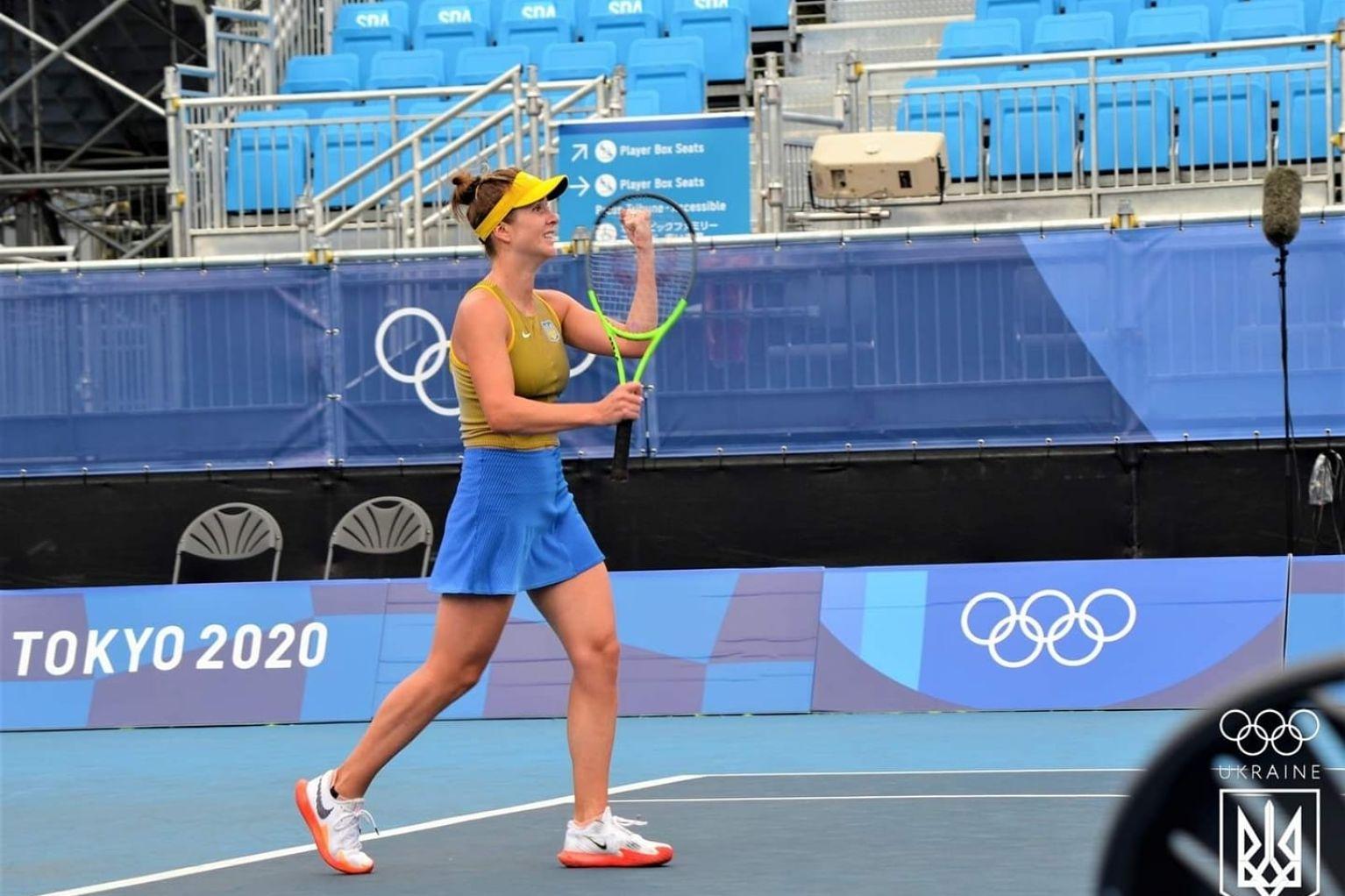 """Украинская теннисистка Свитолина сегодня может """"взять бронзу"""" и войти в историю"""