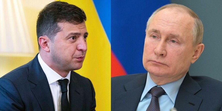 """Зеленский не стал называть Путина """"убийцей"""": """"Нельзя так отвечать, даже если очень хочется"""""""