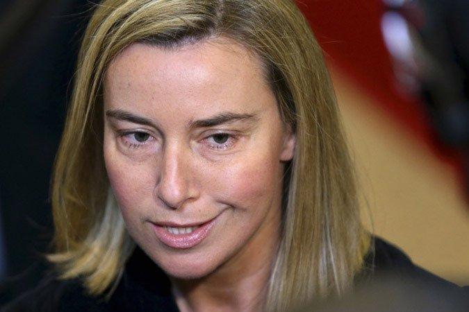 Могерини: ЕС ввел новые санкции против физических и юридических лиц из-за ситуации в Украине