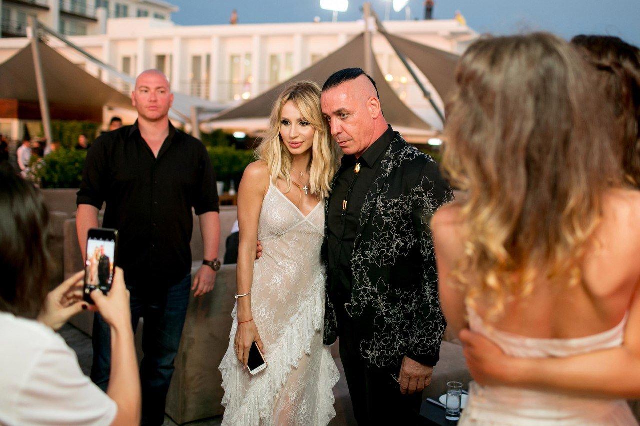 Лобода, певица, отношения, ребенок, дочь, музыкант, Rammstein, Тилль Линдеманн