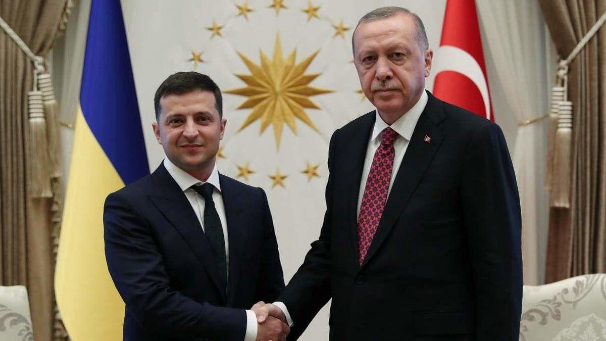 """Зеленский поблагодарил Эрдогана за мощный поступок: """"Особенно ценю это в условиях агрессии РФ против Украины"""""""