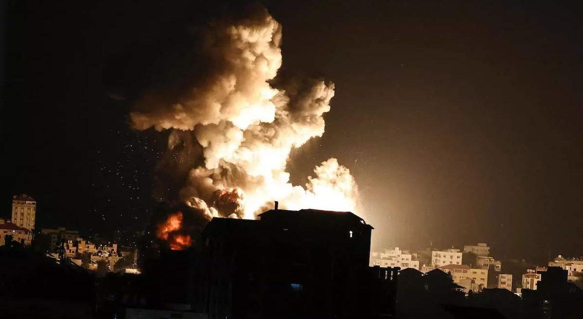 Взрывы на юге Израиля: ЦАХАЛ нанес удары по ХАМАС в Секторе Газа