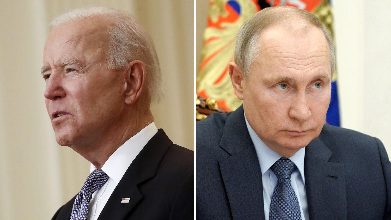 Баррикады и колючая проволока: вилла XVIII века готовится к саммиту Байдена и Путина