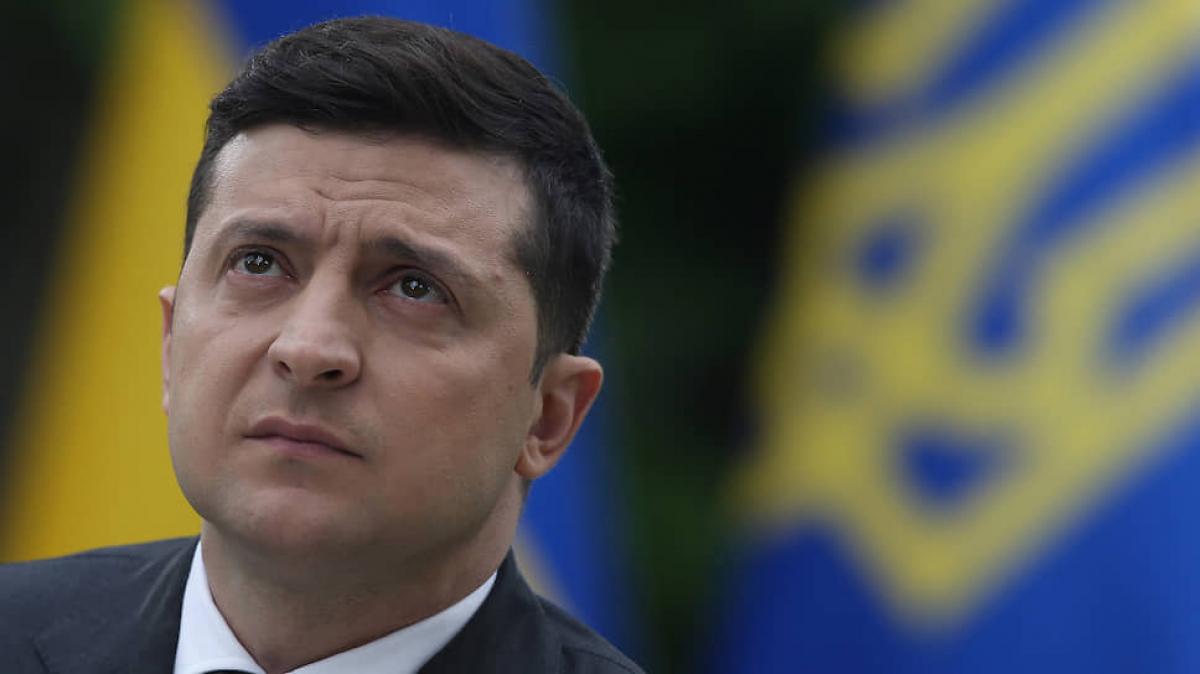 """Зеленский, говоря о Карабахе, объяснил, почему в отношении Донбасса не допустим """"замороженный конфликт"""""""