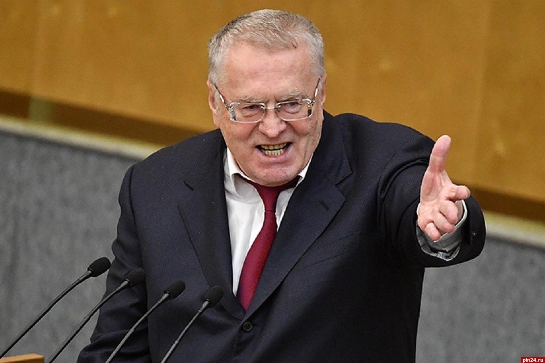 """Жириновский назвал области Украины, которые должны войти в состав России: """"Но можем вас пожалеть"""""""