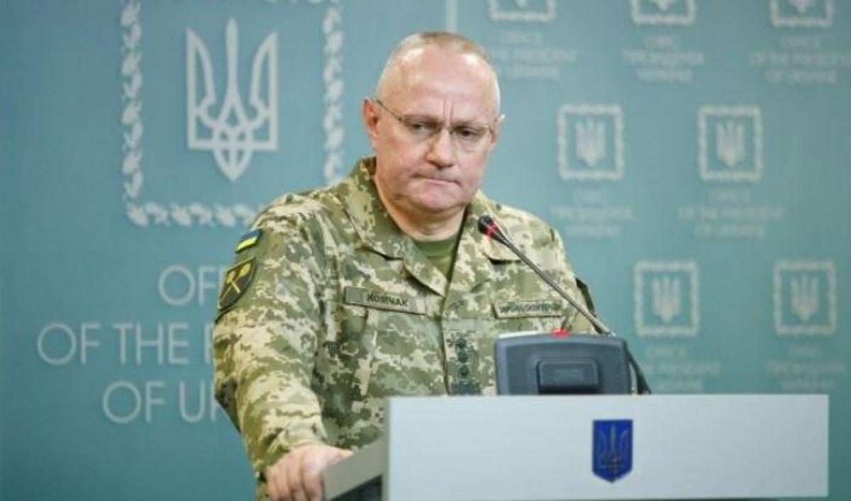 """Хомчак отреагировал на перемирие на Донбассе: """"ВСУ готовы дать отпор любой провокации противника"""""""